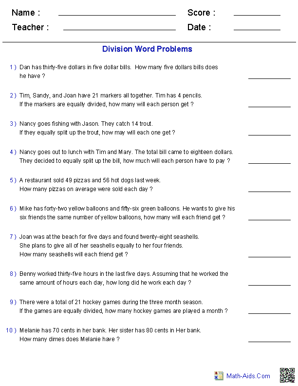Wondrous Word Problems Worksheets Dynamically Created Word Problems Easy Diy Christmas Decorations Tissureus