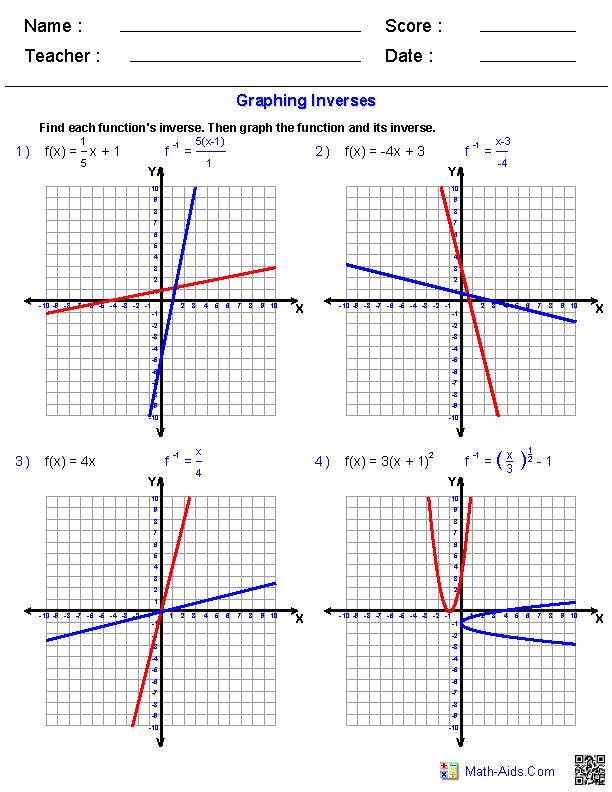 Algebra 1 Geometric Sequences Worksheet Worksheets for all ...