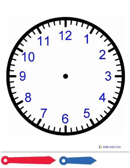 clock faces teaching time image search results