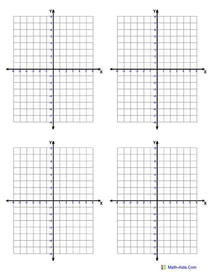 Search Results for u201cLandscape 4 Coordinate Graphing Paper ...