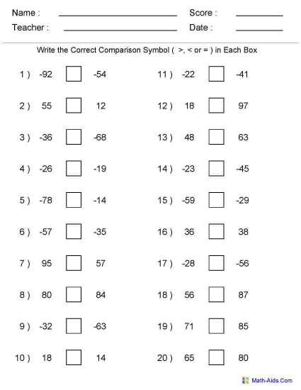 math worksheet : printables free integer worksheets whelper worksheets printables : Subtracting Integers Worksheet