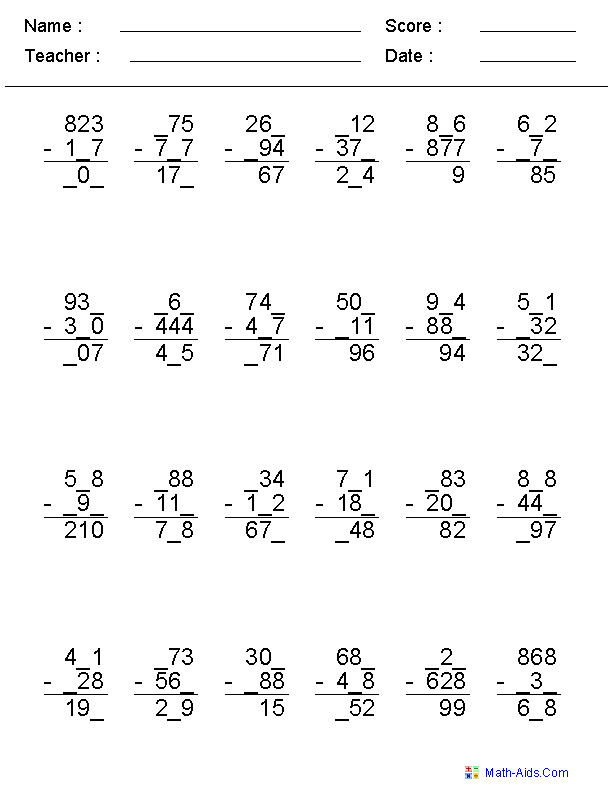 Printable Worksheets fill in missing numbers worksheets : missing number worksheet