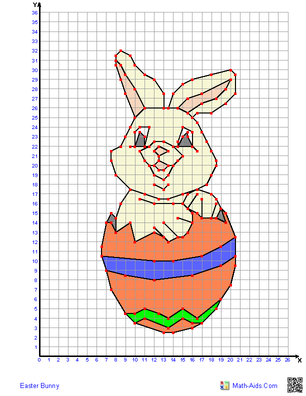 Printables Graphing Paper Using Math Points graphing worksheets for practice characters