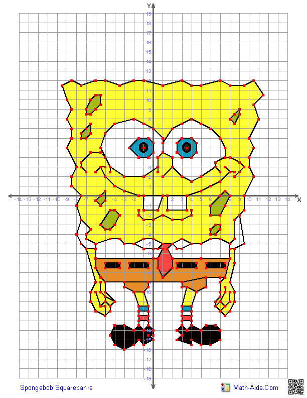 Download image Spongebob Coordinate Graph PC, Android, iPhone and iPad ...