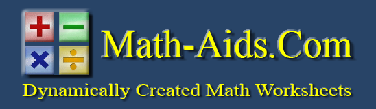 MathAidsCom – Sign Up Math Worksheet